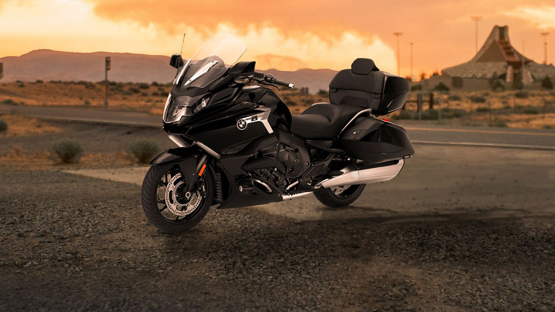 The Bmw K 1600 Grand America Norcal Bmw Motorcycle